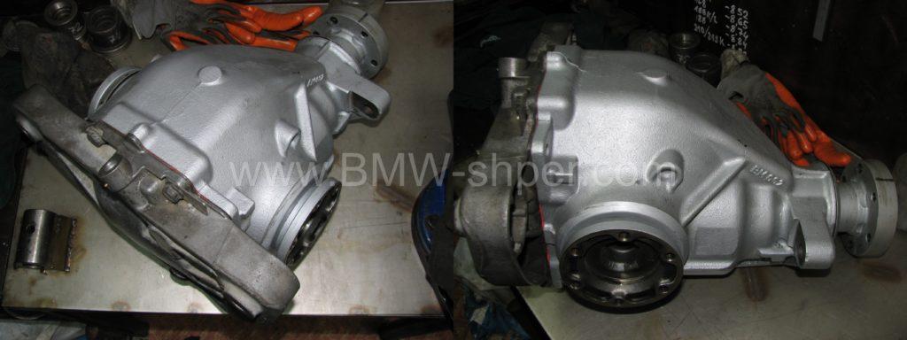 BMW E39 LSD