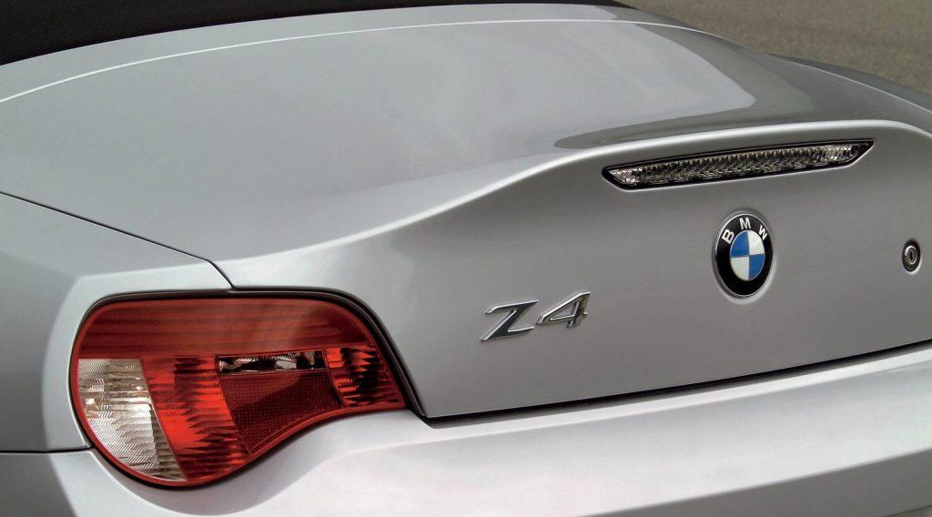 БМВ Z4 Е85