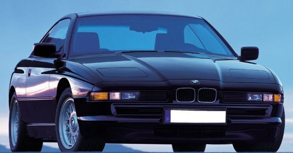BMW E31 LSD