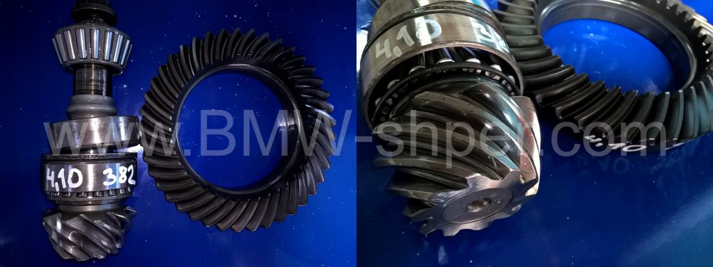 BMW 4.10 CWP ratio